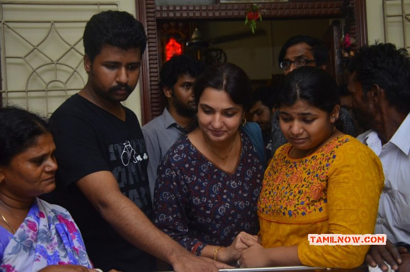 Aachi Manorama Passed Away Tamil Function Photos 8608