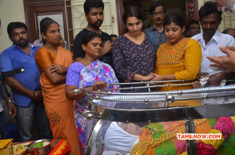 Latest Galleries Function Aachi Manorama Passed Away 9034