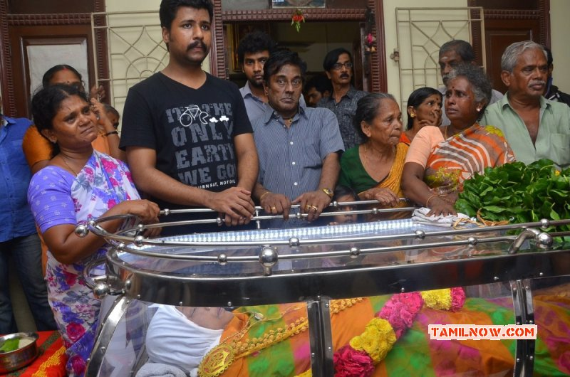 Latest Pic Tamil Movie Event Aachi Manorama Passed Away 4151