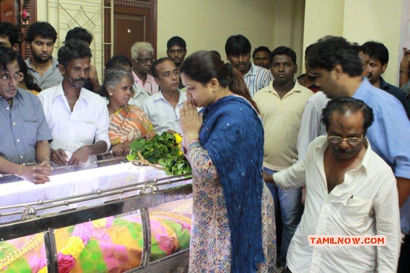 Recent Pic Aachi Manorama Passed Away 6603
