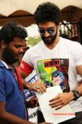 Recent Picture Actor Aadhi Donates His Eyes 7453