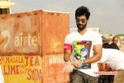 Tamil Movie Event Actor Aadhi Donates His Eyes 2014 Images 9875