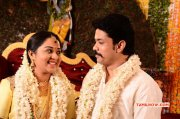 Actor Harish Abinaya Marriage