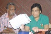 Latest Galleries Actor Karthik Press Meet 8064