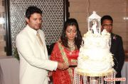 Actor Raja Amritha Marriage Reception