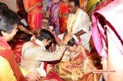 Actor Vishal Sister Aishwarya Wedding Tamil Movie Event Aug 2017 Image 2065