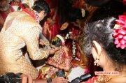 Recent Galleries Tamil Movie Event Actor Vishal Sister Aishwarya Wedding 8322