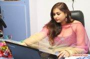 Actress Namitha Inaugurates Ksk Technologies 1364