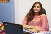 Actress Namitha Inaugurates Ksk Technologies 1671