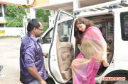 Actress Namitha Inaugurates Ksk Technologies 2840