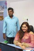 Actress Namitha Inaugurates Ksk Technologies 3809