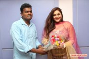 Actress Namitha Inaugurates Ksk Technologies Stills 9558