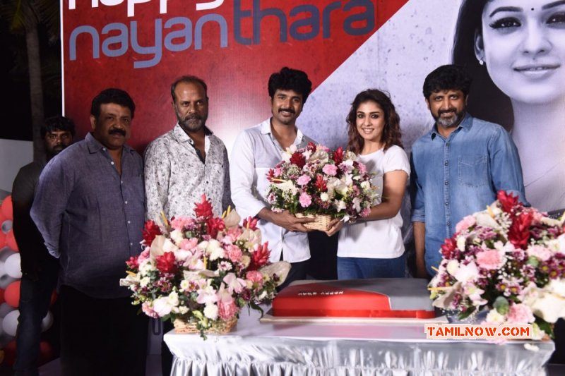 Recent Image Actress Nayanthara Birthday Event 7509
