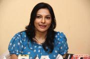 Actress Rithika Srinvas Pressmeet Stills 7899