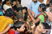 2015 Images Actress Sneha Birthday Event 235