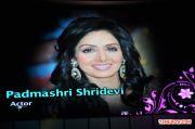 Actress Sridevi At Sathyabama University 8618