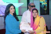 Actress Sridevi At Sathyabama University 9417