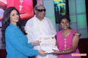 Actress Sridevi At Sathyabama University 9503