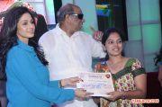 Actress Sridevi At Sathyabama University Stills 4534