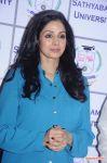 Actress Sridevi At Sathyabama University Stills 9013