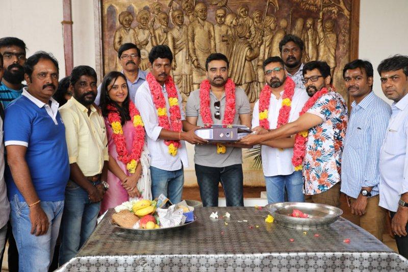 Latest Picture Agninatchathram Movie Pooja Tamil Function 9030