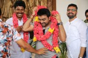 Latest Stills Tamil Function Agninatchathram Movie Pooja 161