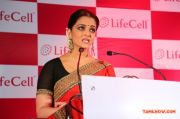 Aishwarya Bachchan At Lifecell Public Stem Cell Banking Launch 5460