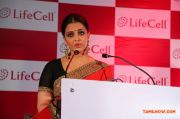 Aishwarya Bachchan At Lifecell Public Stem Cell Banking Launch 9046