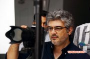 Jul 2015 Pictures Ajith Working Stills For Sivabalan Photoshoot Function 8790