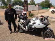 Ajithkumar Trip From Pune To Chennai On Bike