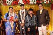 Anbalaya Prabakaran Daughter Wedding Event Recent Still 6421