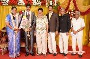Latest Images Anbalaya Prabakaran Daughter Wedding Tamil Event 4693