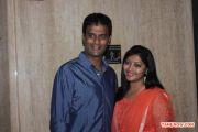 Anchor Ramya And Aparajith Wedding Reception 7528