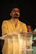 Dhanush At Anegan Audio Launch Gallery 424