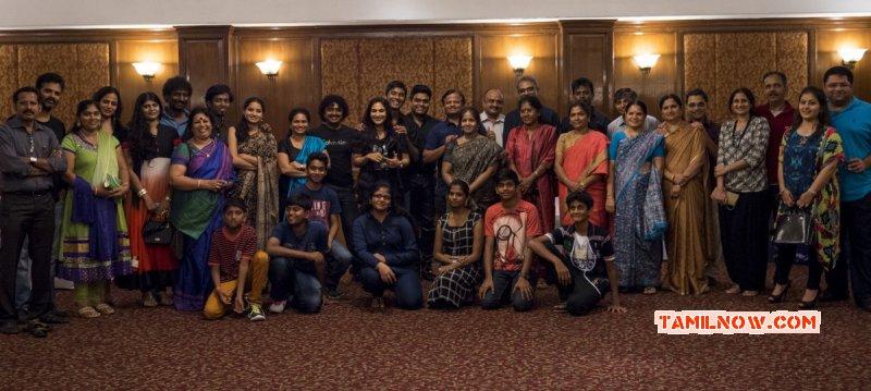 Anegan Success Meet Tamil Function 2015 Gallery 1136
