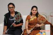 Announcement On Celebrity Badminton League Curtain Raiser Recent Stills 3597