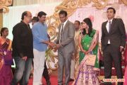Arun Pandian Daughter Wedding Reception