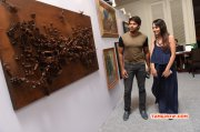 Arya Lekha Washington At Sakshi Art Gallery