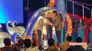 Big B And Super Star Rajinikanth At Goa Iffi Festival 2014