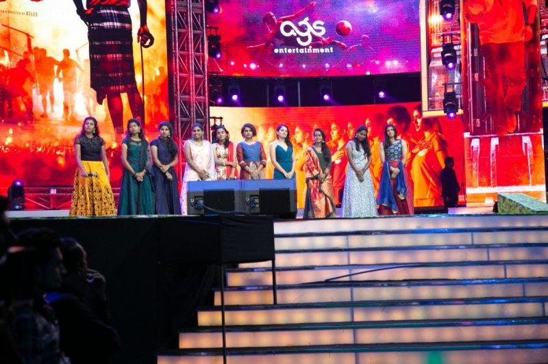Bigil Audio Launch Tamil Event Recent Photo 8835