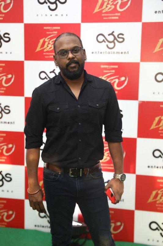 Bigil Audio Launch Tamil Movie Event Pic 8835