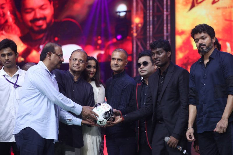 Latest Pictures Tamil Function Bigil Audio Launch 9696