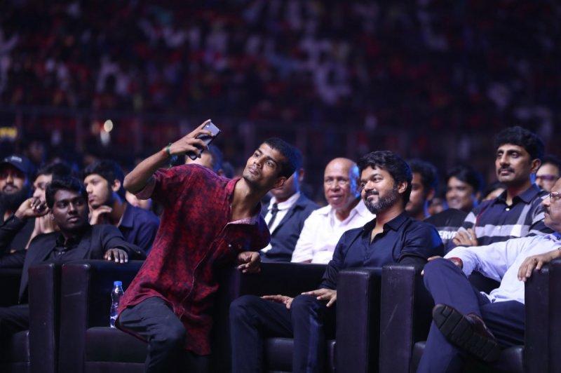 Recent Album Tamil Movie Event Bigil Audio Launch 8762