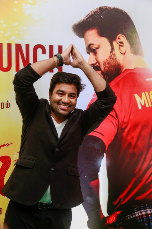 Sep 2019 Gallery Bigil Audio Launch Function 2112