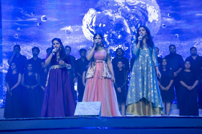 Tamil Movie Event Bigil Audio Launch Album 8649