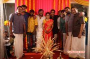 Bobby Simha Reshmi Menon Engagement Tamil Function Nov 2015 Photos 312