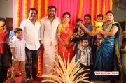 Stills Bobby Simha Reshmi Menon Engagement Tamil Movie Event 2941