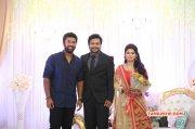 Apr 2016 Images Bobby Simha Reshmi Menon Wedding Reception Tamil Function 227