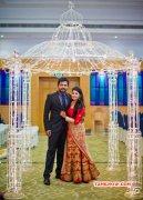 Bobby Simha Reshmi Menon Wedding Reception 2016 Gallery 9221