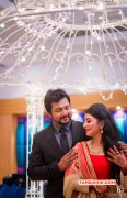 Latest Album Bobby Simha Reshmi Menon Wedding Reception Tamil Movie Event 491